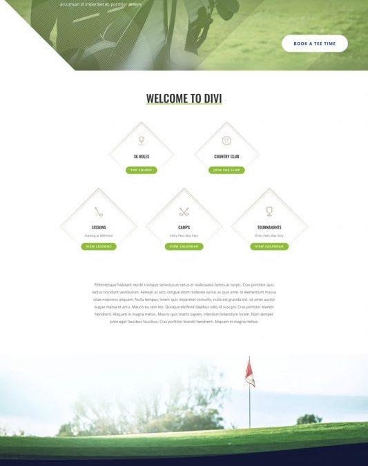 52 Golf course