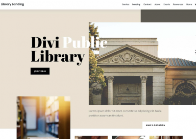 127 Biblioteka publiczna