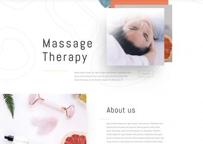 130 Masaż Terapia
