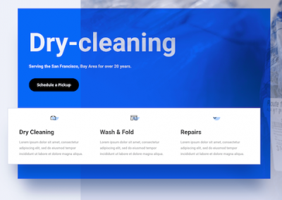 150 Dry-cleaner
