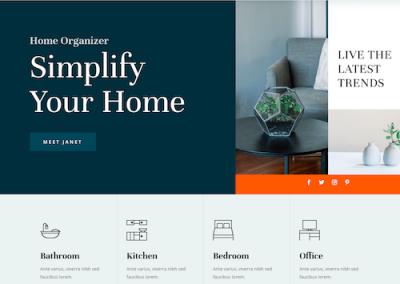 155 Home Organizer